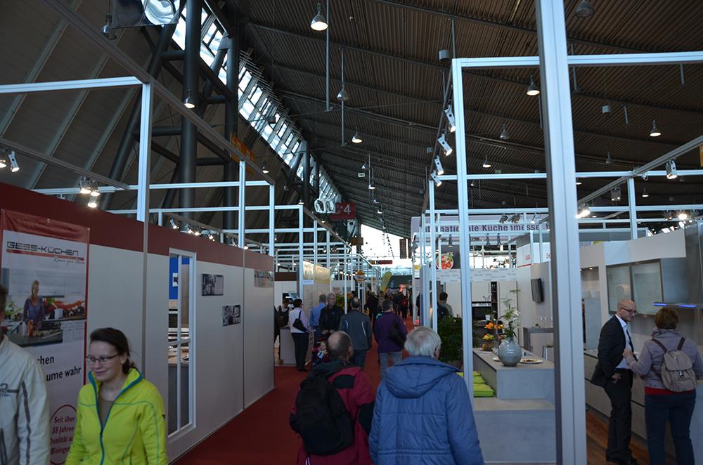 Internationale Kuchenmesse In Der Neuen Messe In Stuttgart Parallel Zur Messe Familie Heim In Stuttgart Kuchenmesse 2015
