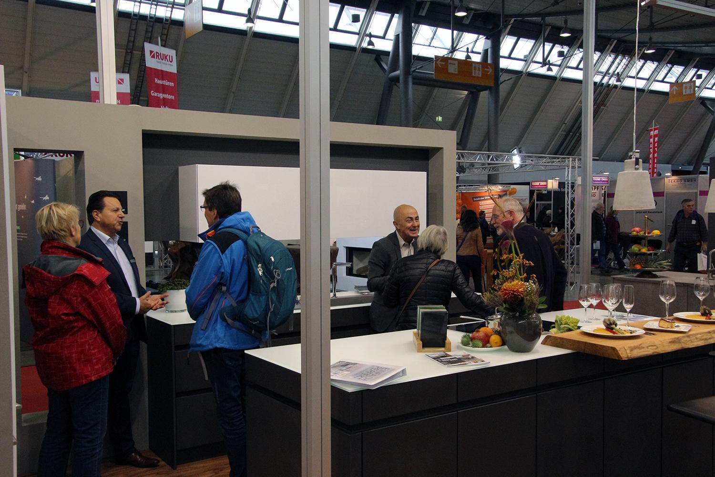 Küchenmesse Stuttgart ~ internationale küchenmesse in der neuen messe in stuttgart parallel zur messe familie& heim in